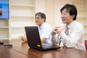 日本システム開発 社内風景