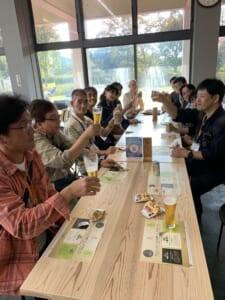日本システム開発 社内イベント